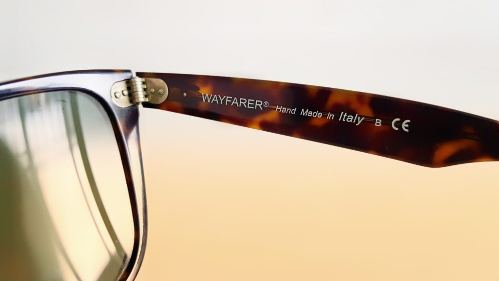 Ray-Ban Wayfarer Review Description