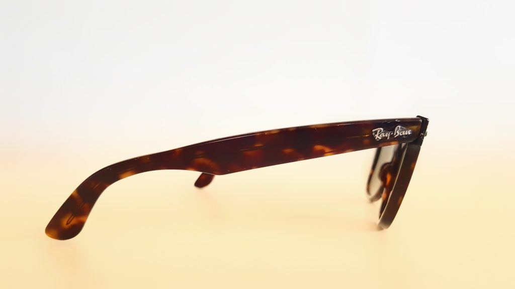 Ray-Ban Wayfarer Review Side